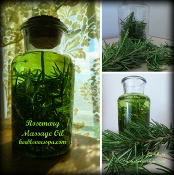 rosemary oil.lettered